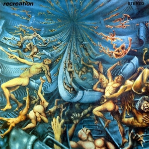 RECREATION ( LP ) Belgia