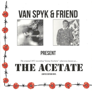 VAN SPYK & FRIEND (LP) US