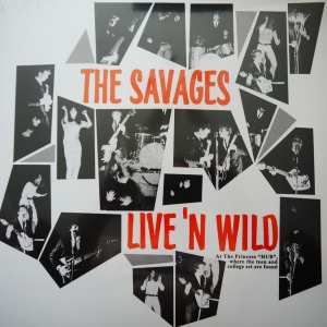 SAVAGES ( LP) UK  (Bermudy)