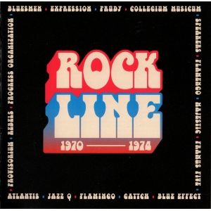 ROCK LINE ( Various CD)