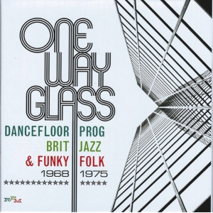 ONE WAY GLASS ( Various CD)