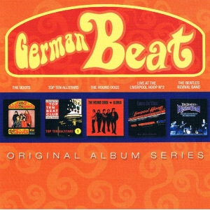GERMAN BEAT ( Various CD )