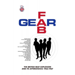 FAB GEAR ( Various CD)