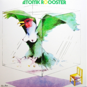 ATOMIC ROOSTER (LP) UK