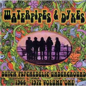 WATERPIPES & DYKES ( Various CD)