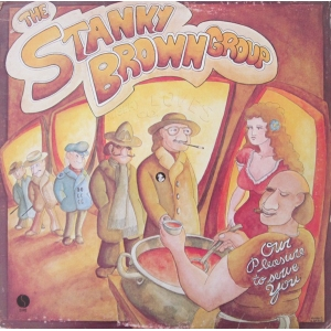 STANKY BROWN GROUP ,THE