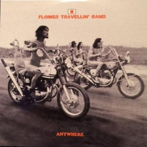 FLOWER TRAVELLIN BAND (LP) Japonia