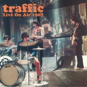 TRAFFIC (LP) UK