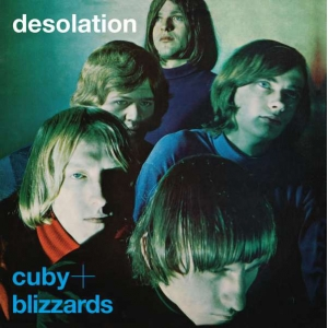 CUBY AND THE BLIZZARDS (LP) Holandia