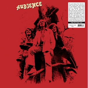 AUDIENCE (LP) UK