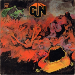 GUN ( LP ) UK
