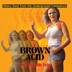 BROWN ACID ( Various CD )