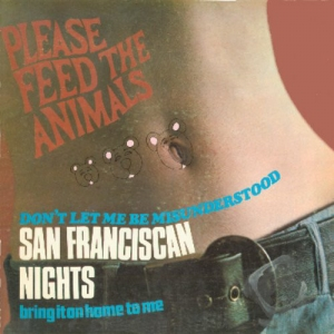 PLEASE FEED THE ANIMALS