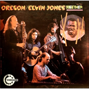 OREGON & ELVIN JONES