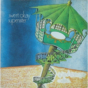 SWEET OKEY SUPERSISTER ( LP ) Holandia