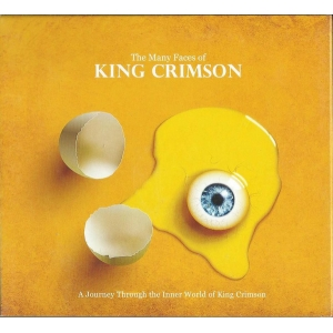 MANY FACES OF KING CRIMSON ( Various CD)