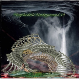 Psychedelic Underground ( Various CD )