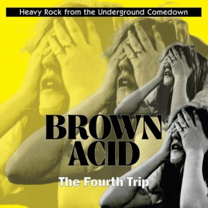 BROWN ACID ( Various CD)