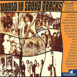 WORLD IN SOUND TRACKS (Various CD)