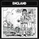 ENGLAND (LP) UK