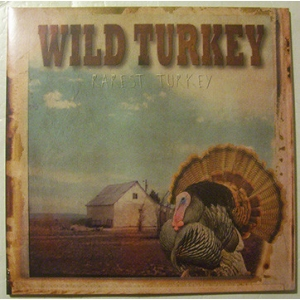 WILD TURKEY (LP) UK