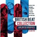 BRITISH BEAT COLLECTION, VOL. 2 ( Various CD)