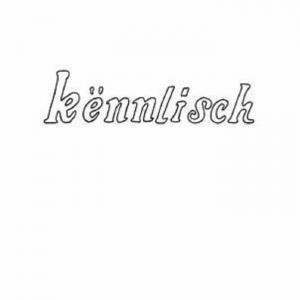 KENNLISCH ( Kënnlisch)  LP (Francja )