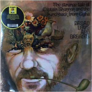 BREAD ,LOVE AND DREAMS ( LP ) UK