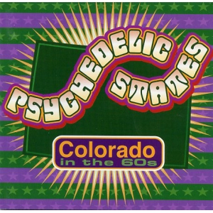 PSYCHEDELIC STATES ( Various CD )