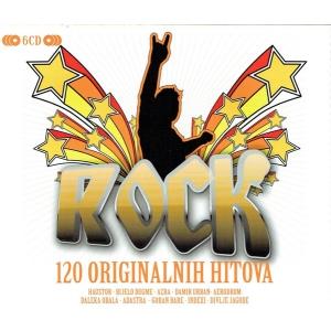 ROCK 120 ORIGINALNIH HITOVA ( various CD)