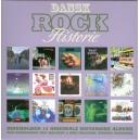 DANSK ROCK HISTORIE ( Various CD)