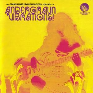 ANDERGRAUN VIBRATIONS! ( Various CD)