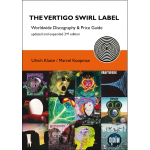 THE VERTIGO SWIRL LABEL (Book )